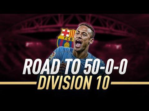 ROAD TO 50-0-0 ! ÉPISODE 1