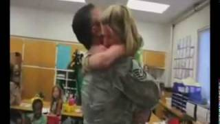 Soldiers Surprising Their Loved Ones - FULL