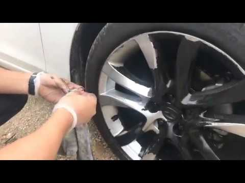 Clean Plasti Dip Fast for $5 in 5 minutes!