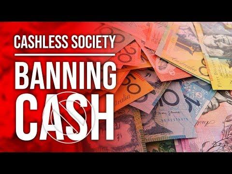 Cashless Society - Negative Interest Rates & War On Cash