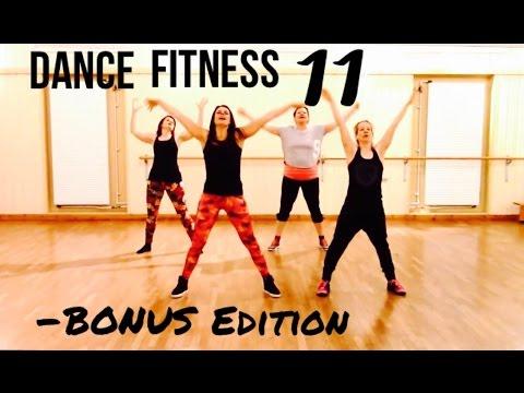 Dance Fitness Class 11- Bonus Edition!!