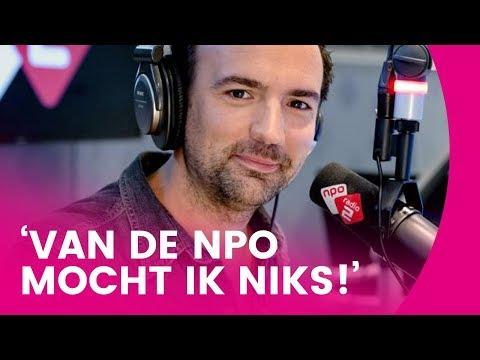 EXCLUSIEF: Hierom gaat Gerard Ekdom weg bij de NPO