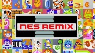 CGR Undertow – NES REMIX review for Nintendo Wii U