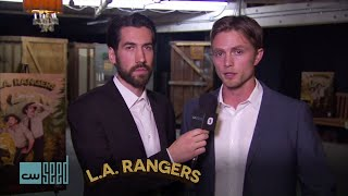 L.A. Rangers | Premiere Party | CW Seed