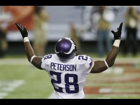 """Savage Mode"" Adrian Peterson Best Highlights"