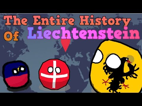 History of Liechtenstein In 8 mins - (2nd best place in the world to live)