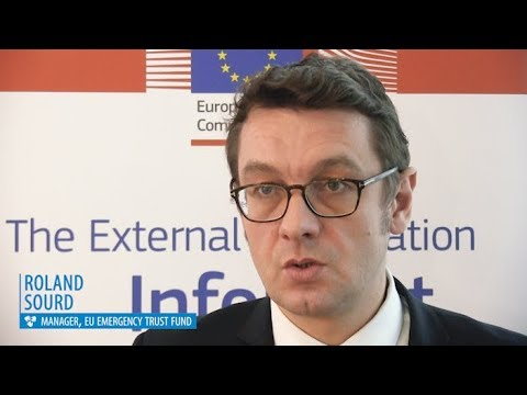 Migration management: One year into the EU-IOM Joint Initiative (Roland Sourd, EU Trust Fund)