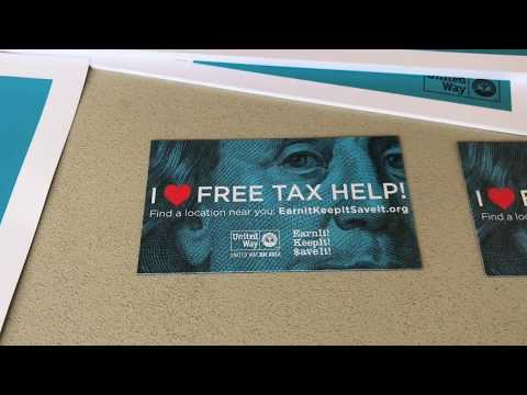 How to get your federal and state income taxes prepared at no cost