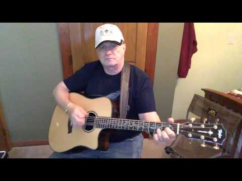 1954 Something More Than Free Jason Isbell Vocal Acoustic Guitar Cover Chords Youtube