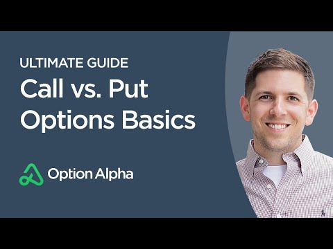 Call vs Put Options Basics - Options Trading For Beginners