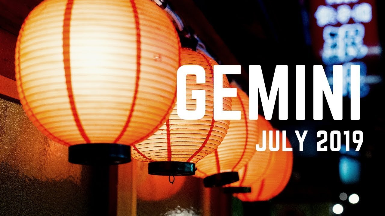 Gemini, The Truth Is Coming Out  Can You Handle It? July 2019