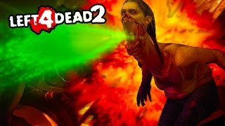 PLAYING AS THE INFECTED! (Left 4 Dead 2!)