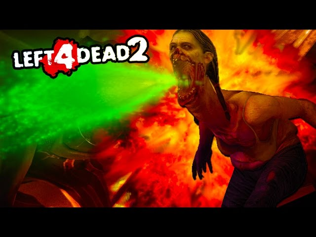 left 4 dead 2 hunter skill training