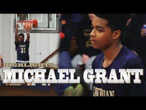 Huge Dunks - Michael Grant - Xaverian High School