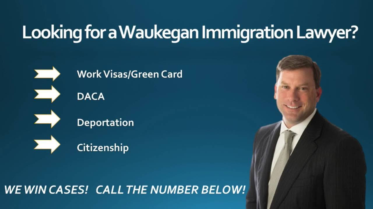 Need a Waukegan IL 60079 Immigration Lawyer? Abogados- Legal Advice Consultation (224)355-1549