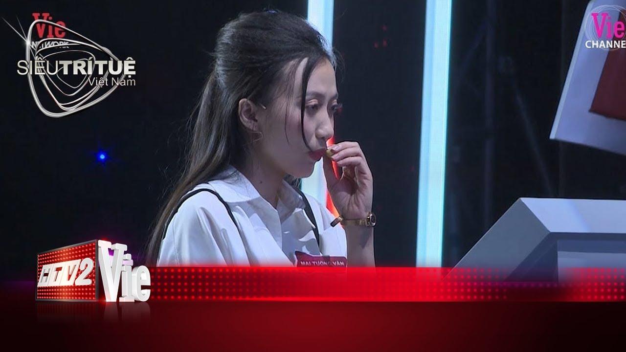 image Áp lực tâm lý, Mai Tường Vân vụt mất chiến thắng trước đối thủ người Đức| #12 SIÊU TRÍ TUỆ VIỆT NAM