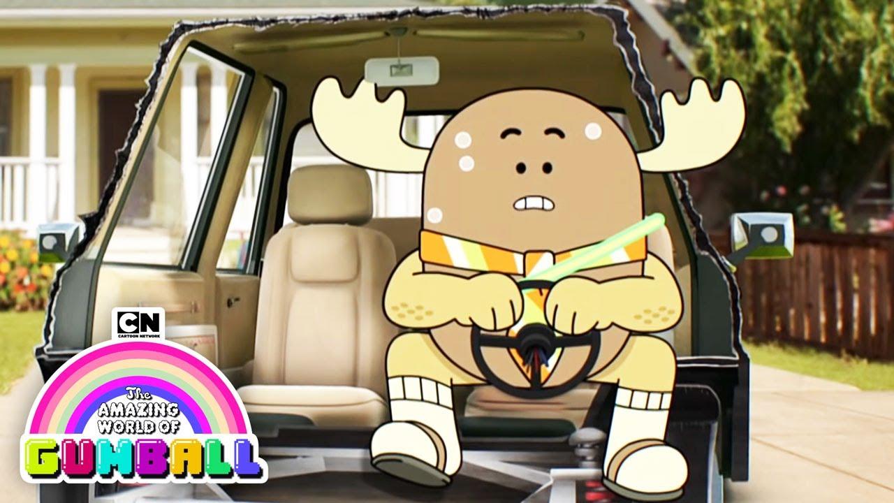 No Driver | Gumball | Cartoon Network - YouTube