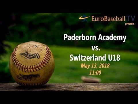 ACADEMY TOURNAMENT: Paderborn vs. Switzerland