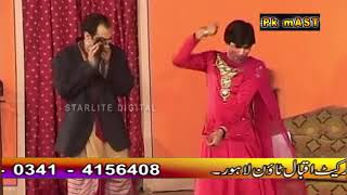 Best Of Sajan Abbas and Naseem Vicky Full Funny Comedy Clip   YouTube