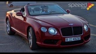 Bentley Continental GTC V8 - GTC بنتلي كونتيننتال