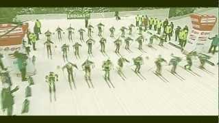 Биатлон  Ханты-Мансийск 2012 Конец Сезона Россия