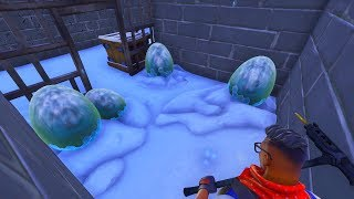 Obtenez INSIDE DRAGON EGGS ROOM GLITCH (fr) Secret Fortnite DRAGON ROOM!