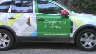Google maps Street View Free HD Video
