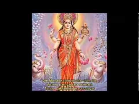 Lakshmi Mantra 108 Repetitions