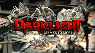Darklight: Memento Mori - Prototype Gameplay Video (March 2016)