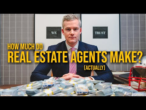 How Much Do Real Estate Agents ACTUALLY Make?