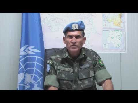 MONUSCO's Force Commander's Declaration - 30 July 2013