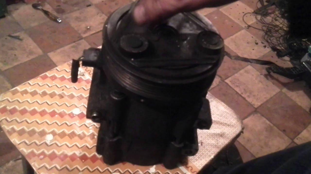 Компрессор ремеза с рессивером 270 литров, б/у - 2011 год, цена 28 .