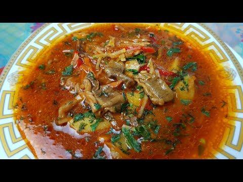 Самый вкусный постный Борщ с грибами, цыганка готовит. Постимся вкусно🍜👍 Gipsy cuisine.