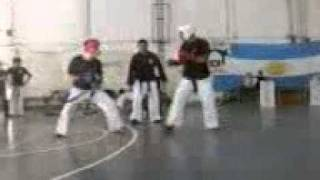 chaiu-do-kwan - combate