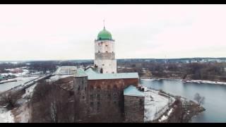 Art Brain Production   Аэросъёмка Выборгский замок   4K Ultra HD HD(, 2016-02-11T12:50:06.000Z)