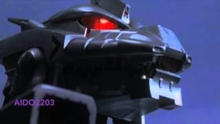 Tribute to The Mechagodzillas - I Am Machine