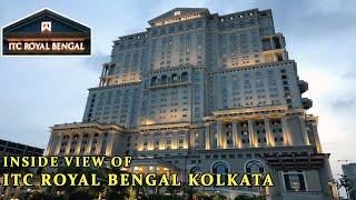 5 STAR LUXURY HOTEL ITC ROYAL BENGAL KOLKATA| MAIN...