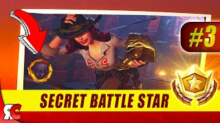 Fortnite | WEEK 3 Secret Battle Star Location (Season 8 Battle Star Discovery Loading Screens)