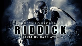 RIDDICK: Assault on Dark Athena - Historia completa Español - PC [1080p 60fps]