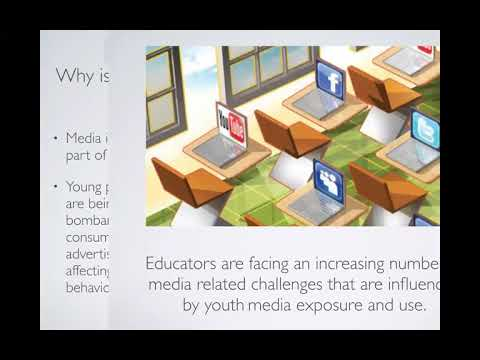 Real Talk for Teachers About Media :: 2018 NH Student Wellness Webinar Series