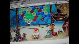 jeu video rapido bulle