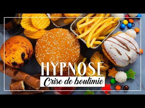 HYPNOSE – Gérer Les Crises De Boulimie (20 Min)