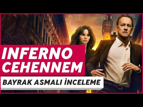 Inferno / Cehennem (2016) Film İncelemesi - Tom Hanks, Felicity Jones
