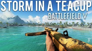 Battlefield V Storm in a Teacup