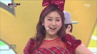 레이디스 코드 (LADIES' CODE) - 예뻐 예뻐 (MBC 가요대제전 2013.12.31)