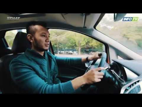 [Review] Xe Ford Ecosport vượt địa hình