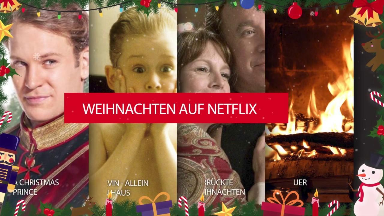 Weihnachtsfilme auf Netflix - YouTube