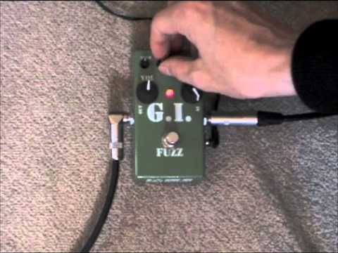 Mi Audio GI Fuzz Demo