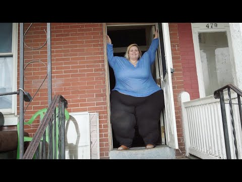 Woman With 95-Inch Hips Wants To Hold Guinness World Record