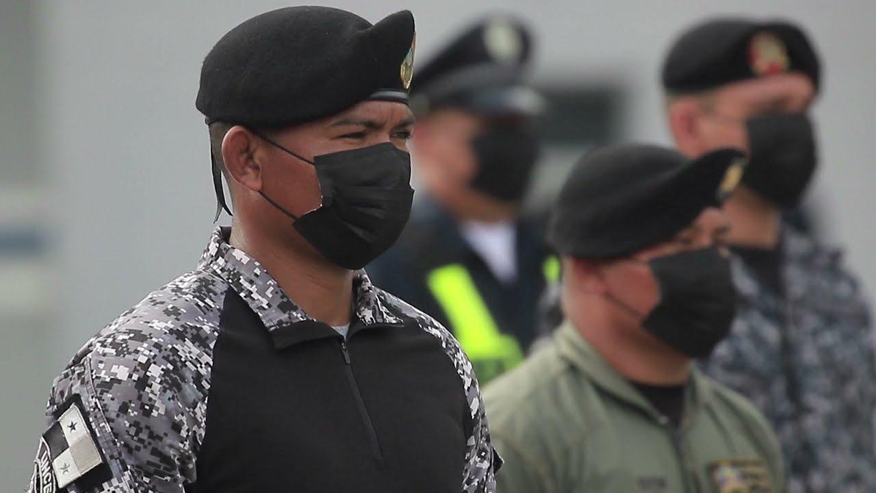 Cambio de Mando de la Dirección General de la Policía Nacional. #UnidosLoHacemos
